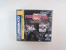 Mega CD -- PRIZE FIGHTER -- Sega Genesis. New & Sealed!! JAPAN GAME. 14936