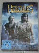 Hercules: The Legendary Journeys - Season 6 Six DVD Box Set - NEW & SEALED