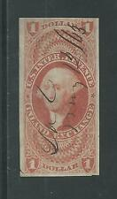 R69a $1.00 Inland Exchange Used