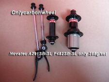 Free shipping Novatec A291SB-SL/F482SB-SL hub road hubs shimano 8/9/10/11