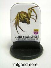 Pathfinder Battles Pawns / Tokens - #003 Giant Crab Spider - Shattered Star