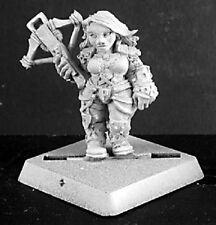 Kara Dwarf Hero Reaper Miniatures Warlord Ranger Rogue Ranged Dwarves Female