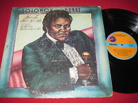 SOUL LP - SOLOMON BURKE - MUSIC TO MAKE LOVE BY (1975)  CHESS 60042