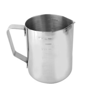 Stainless Steel Wax Melting Pouring Pitcher Pot for DIY Candle Soap 550M UK