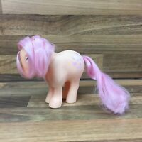 My Little Pony - Peachy - G1 1982, Vintage, from Pretty Parlour, Concave Foot