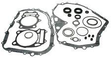 Suzuki Eiger 400 Manual, 2002-2012, Complete Gasket Set with Valve & Oil Seals
