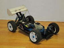 RC Buggy On Road Racing Car Nitro Chassis Hitec HS-645MG OFNA Team Associated