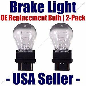 Stop/Brake Light Bulb 2pk - Fits Listed Chrysler Vehicles - 3157