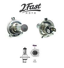 2FastMoto Honda Motorcycle Headlight Headlamp Halogen Bulb H4 12V 60/55W P43T