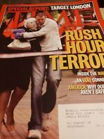 "TIME Magazine July 18, 2005 ""RUSH HOUR TERROR"" Special Report: Target London"
