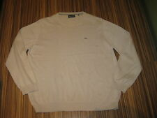 Marc O'Polo  Pullover Gr.L  Gr.52 natur weiss beige Cotton