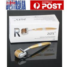 ZGTS DERMA ROLLER Dermaroller Anti Aging Titanium Micro Needles 0.25mm - 1.0mm
