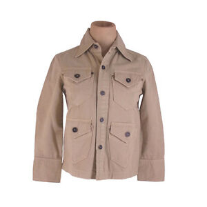 DSQUARED2 Coats Jackets Beige Woman Authentic Used E1198