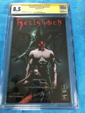 Hellshock: A Kairos Moment #1 - Image - CGC SS 8.5 - Signed by Jae Lee