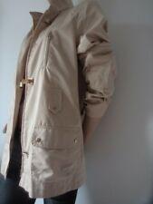 Bogner Jacke Damen Jacket Anorak beige Freizeit RV 38 M Safaristil