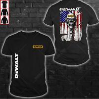 DeWalt Men's US T-Shirt Top Gift