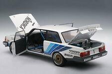 VOLVO 240 Turbo DTM ETCC 1986 #1 Cecotto Lindström Nordica Zolder AUTOart 1:18