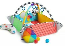 Baby Einstein 5-in-1 Journey of Discovery Activity Learning Gym Mat Music Toys