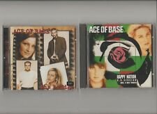 Ace Of Base : Happy Nation + The Bridge : TWO CD Albums