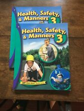 Abeka Health, Safety, and Manners 3rd Grade