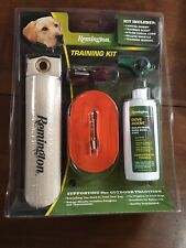 REMINGTON DOG TRAINING KIT (5 Pc Set) MODEL #R1950 FIELD TRAINING DOVE SCENT NWT