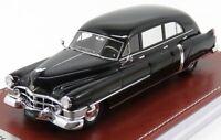 wonderful modelcar CADILLAC S&S LIMOUSINE HRH KING IBN SAUD 1951 -  black - 1/43