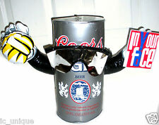 """Coors Light Inflatable Beer Can Sun Glasses USA FIFA Soccer 14"""" Blow Up In Face"""