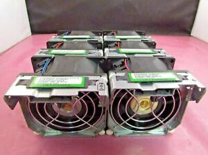 6 x Sun Fire X4200 X4100 80x80x38mm Fan Modules 541-0269 - FFB0812UHE