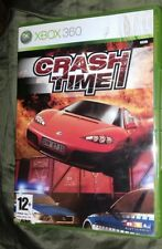 CRASH TIME    - XBOX 360 - RARE GAME - 1ST CLASS POST - QUICK DISPATCH