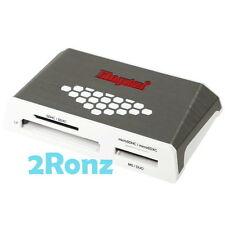 Kingston FCR-HS4 USB 3.0 Media Reader Card CF SDHC SDXC TF Micro MS UHS-I UHS-II
