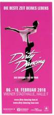 Musical Flyer: DIRTY DANCING - WIEN 2018