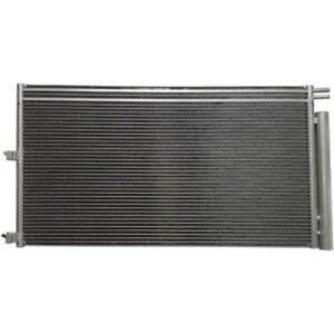 New A/C Condenser For Ford F-150 2009-2014