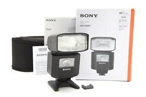 Mint Sony HVL-F45RM Wireless Radio Flash with Box #35408