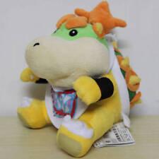 Super Mario 6'' BABY King Bowser Koopa Plush Soft Toy Stuffed Animal Lovely Doll