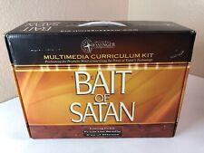 JOHN BEVERE THE BAIT OF SATAN MULTIMEDIA CURRICULUM KIT CD VHS