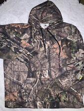 Mossy Oak Mens Pullover Hoodie 3xl