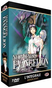 Evangelion (Neon Genesis) - Intégrale (Platinum) - Edition Gold (7 DVD + (L2l)