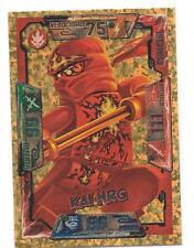 LEGO NINJAGO Card game KAI NRG Spanish LIMITED TOPPS x1 LE1 Mint VHTF!