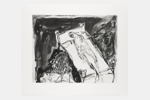 Tracey Emin - I Was Left Sleeping Signed Lithograph (Edition of 50) Sold out
