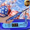 【USA ship】Dental Dentist 5W Wireless Cordless LED Curing Light Lamp 1500mw-Blue