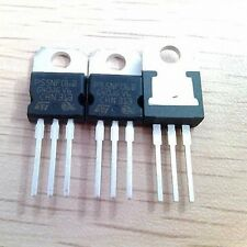 5 pcs STP55NF06 P55NF06 50A 60V TO-220 MOSFET