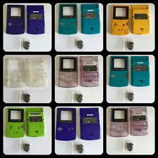 Nintendo Gameboy Color Genuine Original Shell Housing Many Colours to Choose