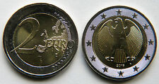 2016 Allemagne 2 euro pièce-Comme neuf UNC-Comme neuf Mark A (Berlin) - NEUF