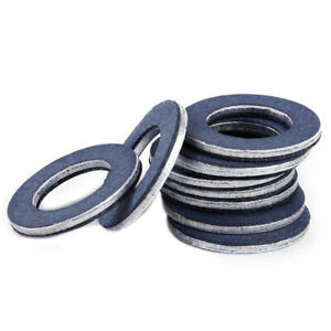 Useful 10x Oil Drain Washer Fit for Toyota Camry Corolla Lexus Scion 90430-12031