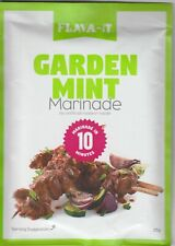 Garden Mint Marinade For Perfect BBQ Lamb Chops or Kebabs 35g Flava-It