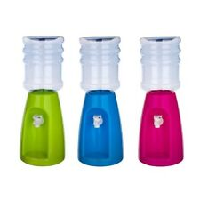 Distributore Bevande Dispenser Acqua Bibite 2,3 LT Con Stickers Animali