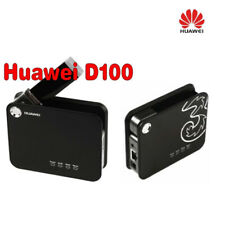 Huawei D100 3g Wireless Router transforms USB 3G Modem dongle into WiFi network