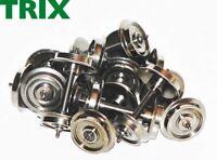 Trix H0 E32376004-S DC-Gleichstrom Radsatz Nadellager (10 Stück) - NEU
