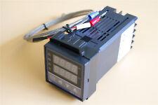 Digital PID REX-C100 Temperature Controller and K Thermocouple 39.37'' 1pcs