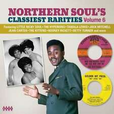 Various Artists - Northern Soul classiest Rarities Volume 6 NUEVO CD